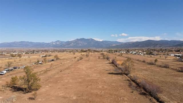 TBD West Romero Road, Ranchos de Taos, NM 87557 (MLS #106068) :: Page Sullivan Group