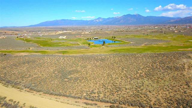 Lot 2 Chamisa Drive, Taos, NM 87571 (MLS #106081) :: Chisum Realty Group