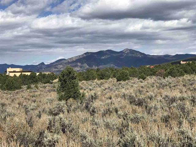 0 Upper Este Es, Taos, NM 87571 (MLS #106082) :: Berkshire Hathaway Home Services