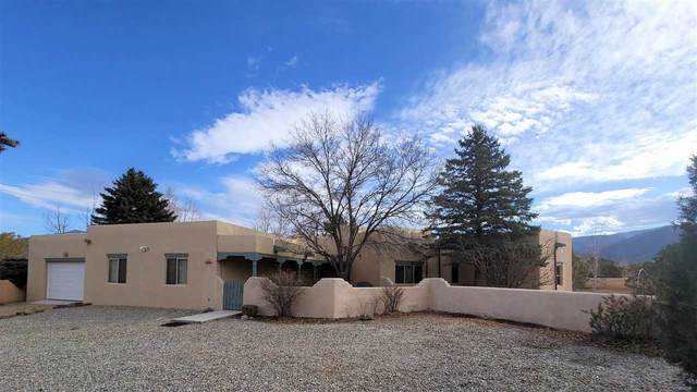 353 Vegas De Taos Circle, Taos, NM 87571 (MLS #106093) :: Angel Fire Real Estate & Land Co.