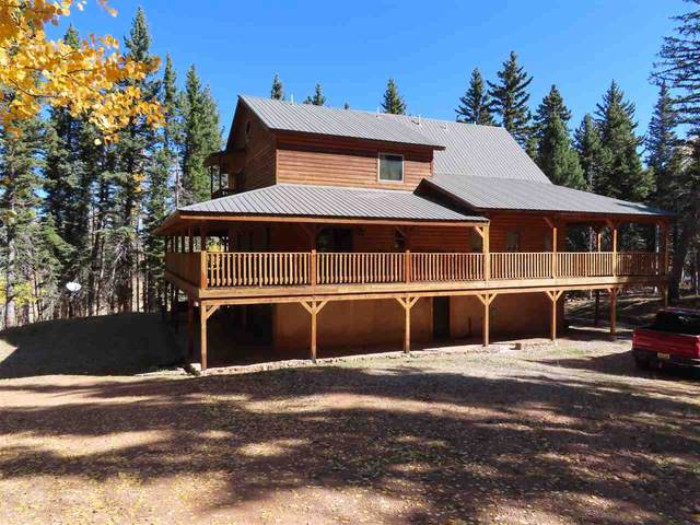 50 Elk Ridge Road, Angel Fire, NM 87710 (MLS #106107) :: Chisum Realty Group