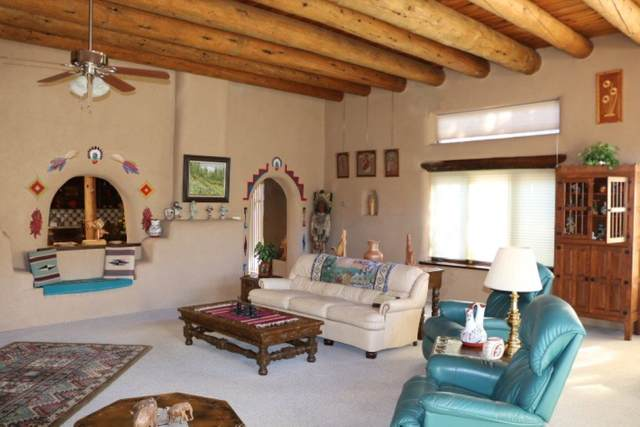 6688 Sr 518, Ranchos de Taos, NM 87757 (MLS #106108) :: Page Sullivan Group