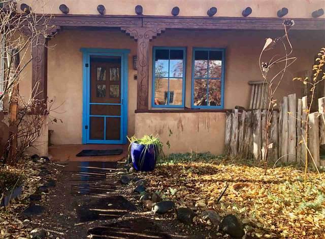 122 La Loma Plaza, Taos, NM 87571 (MLS #106114) :: Page Sullivan Group