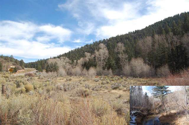 Hwy 64, Taos, NM 87571 (MLS #106128) :: Berkshire Hathaway Home Services