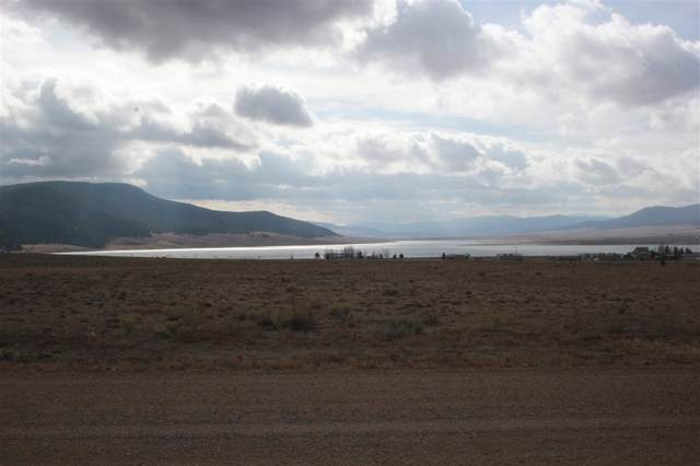 lot 25 Smokey Bear Lane, Eagle Nest, NM 87718 (MLS #106144) :: Chisum Realty Group