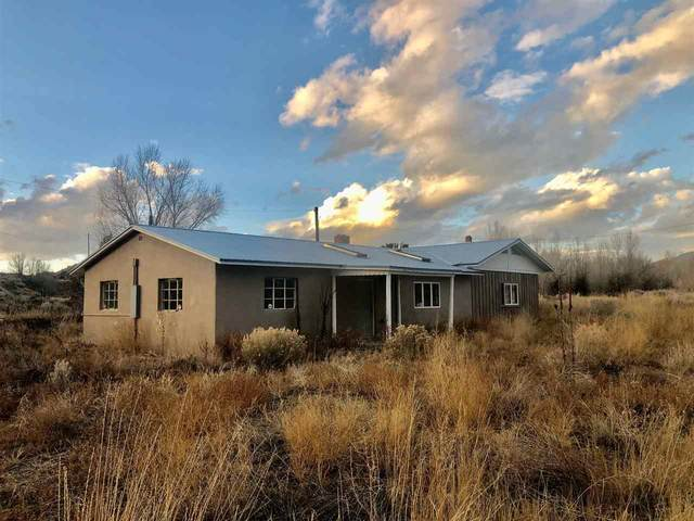 00 State Hwy 522, Taos, NM 87571 (MLS #106148) :: Chisum Realty Group
