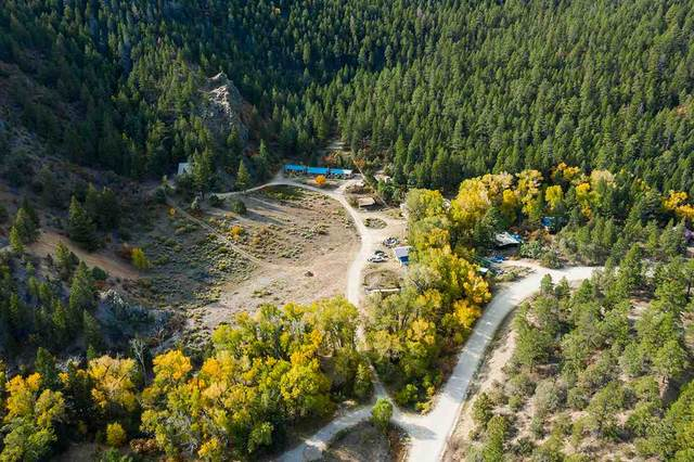 445 Cabresto Canyon, Questa, NM 87556 (MLS #106154) :: Page Sullivan Group