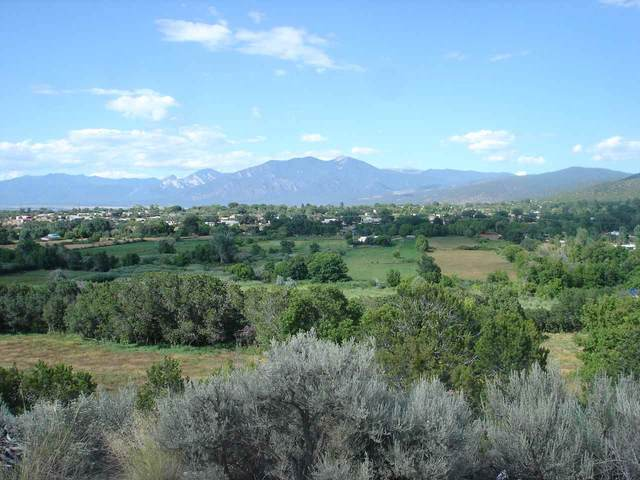 At Torrez Road, Ranchos de Taos, NM 87557 (MLS #106157) :: Angel Fire Real Estate & Land Co.