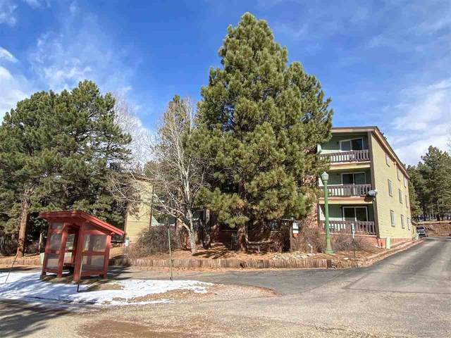 16 Jackson Hole Road Unit 308, Angel Fire, NM 87710 (MLS #106162) :: Page Sullivan Group