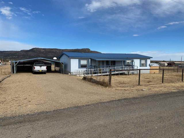 36 Pinon, Cimarron, NM 87714 (MLS #106168) :: Angel Fire Real Estate & Land Co.
