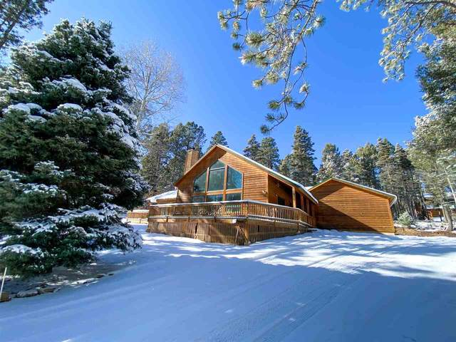 26 Chino Terrace, Angel Fire, NM 87710 (MLS #106169) :: Angel Fire Real Estate & Land Co.
