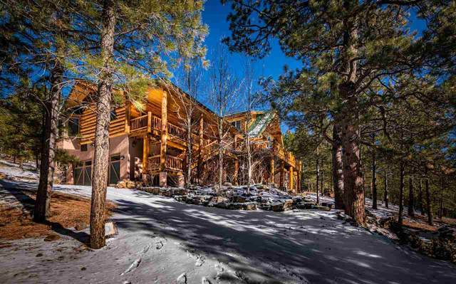 35 Lower Rd, Angel Fire, NM 87710 (MLS #106173) :: Angel Fire Real Estate & Land Co.