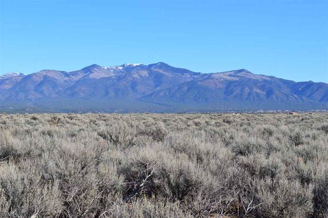 Tract D Gravel Pit Rd, Taos, NM 87571 (MLS #106192) :: Angel Fire Real Estate & Land Co.