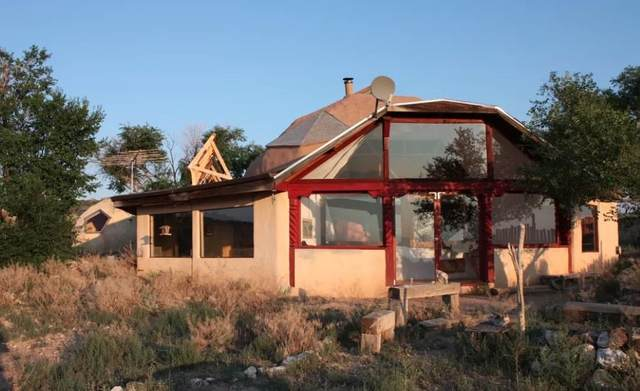 3 Norion Road, Taos, NM 87517 (MLS #106203) :: Page Sullivan Group