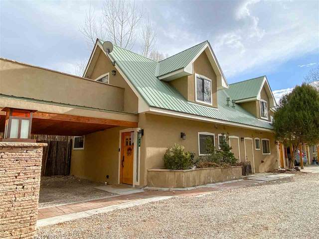 209 Los Pandos Rd, Taos, NM 87571 (MLS #106211) :: Page Sullivan Group