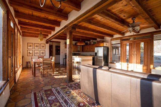 225 Salazar Road, Taos, NM 87571 (MLS #106231) :: Angel Fire Real Estate & Land Co.