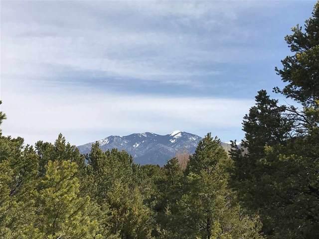 N Verde Rd, Taos, NM 87571 (MLS #106250) :: Page Sullivan Group