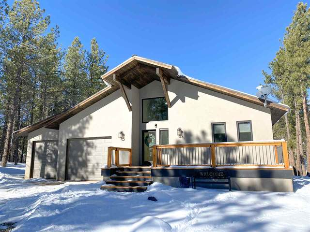 24 Spyglass Hill Road, Angel Fire, NM 87710 (MLS #106253) :: Angel Fire Real Estate & Land Co.