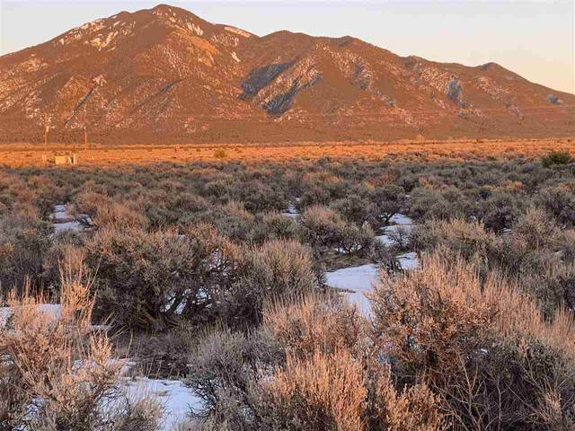 00 Cochiti Road, El Prado, NM 87529 (MLS #106260) :: Chisum Realty Group