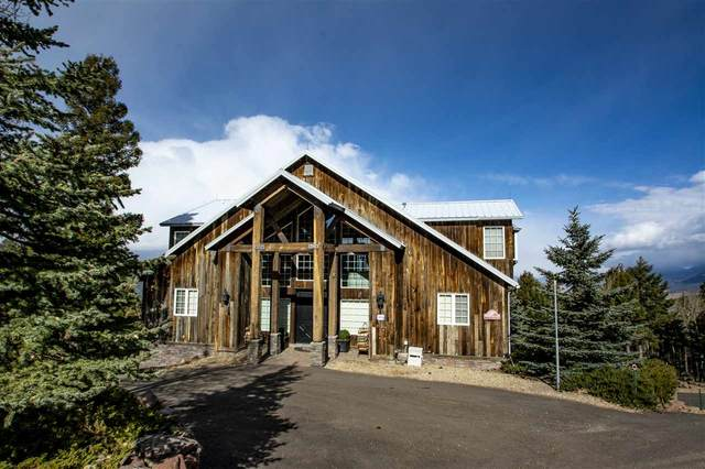 59 S Vail Overlook, Angel Fire, NM 87710 (MLS #106263) :: Chisum Realty Group
