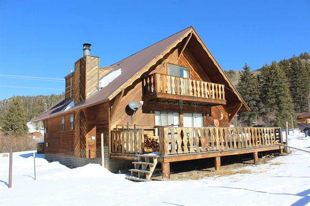 01 Upper Red River Valley Rd, Red River, NM 87558 (MLS #106277) :: Chisum Realty Group