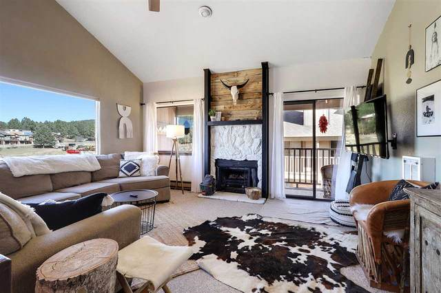 50 Vail Ave, Angel Fire, NM 87710 (MLS #106293) :: Angel Fire Real Estate & Land Co.