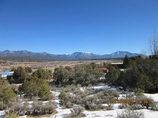 174 Acequia Madre Del Llano, Arroyo Hondo, NM 87513 (MLS #106297) :: Chisum Realty Group