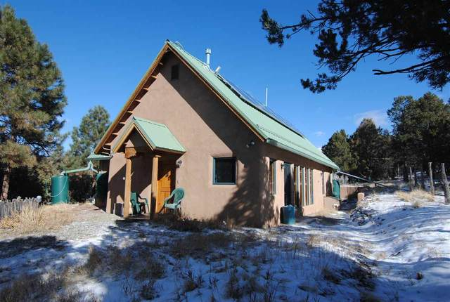 148 Camino Del Medio, San Cristobal, NM 87564 (MLS #106299) :: Page Sullivan Group