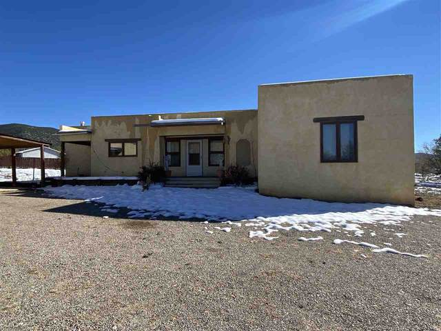 421 Orchard Ln, Taos, NM 87571 (MLS #106310) :: Page Sullivan Group
