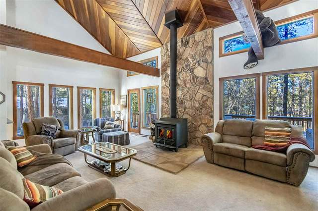 24 Cimarron Trail, Angel Fire, NM 87710 (MLS #106313) :: Page Sullivan Group