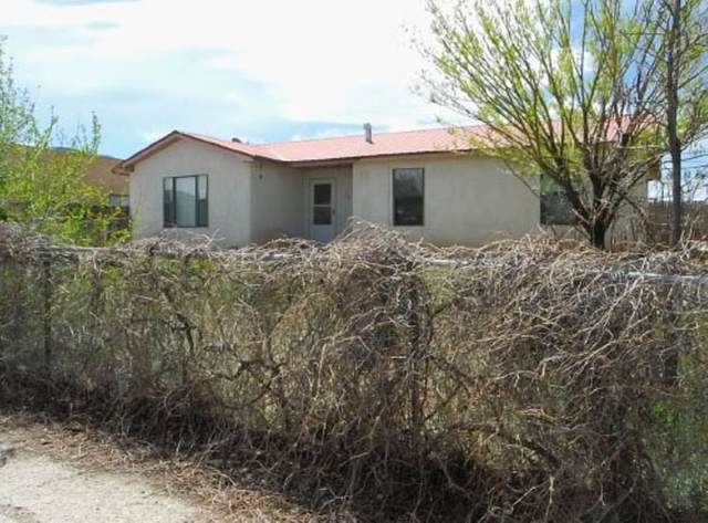 310 La Luz, Taos, NM 87571 (MLS #106319) :: Chisum Realty Group