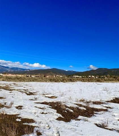 0 Este Es, Taos, NM 87571 (MLS #106322) :: Page Sullivan Group