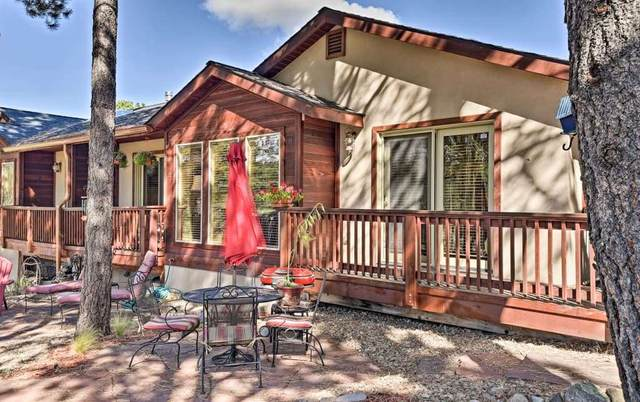 31 Clay Terrace, Angel Fire, NM 87710 (MLS #106324) :: Angel Fire Real Estate & Land Co.