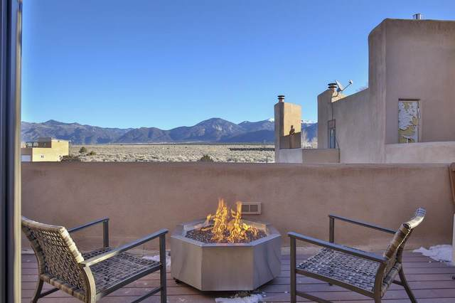 222 Comanche, El Prado, NM 87529 (MLS #106325) :: Page Sullivan Group