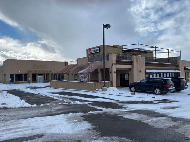 832 Paseo Del Pueblo Sur, Taos, NM 87571 (MLS #106337) :: Chisum Realty Group