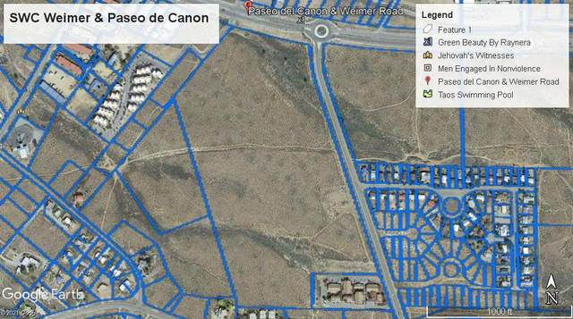 SWC Weimer Rd An Paseo De Canon, Taos, NM 87571 (MLS #106369) :: Page Sullivan Group