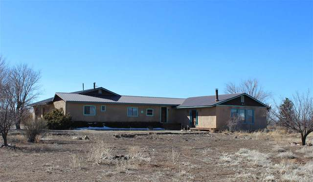32 Larrea Lane, Ranchos de Taos, NM 87557 (MLS #106382) :: Page Sullivan Group