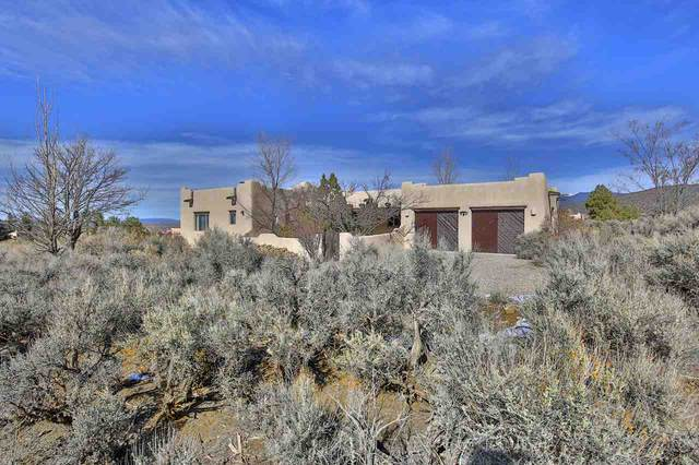 1434 Monterey, Taos, NM 87571 (MLS #106397) :: Angel Fire Real Estate & Land Co.