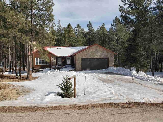 54 Via Del Rey, Angel Fire, NM 87710 (MLS #106398) :: Angel Fire Real Estate & Land Co.
