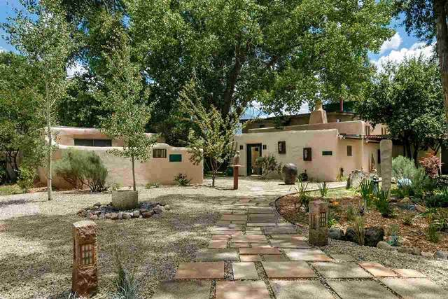 11 State Road 230, Arroyo Seco, NM 87514 (MLS #106412) :: Chisum Realty Group