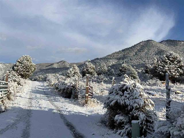 Tract 2A1 Robertos Lane, Arroyo Seco, NM 87514 (MLS #106416) :: Page Sullivan Group