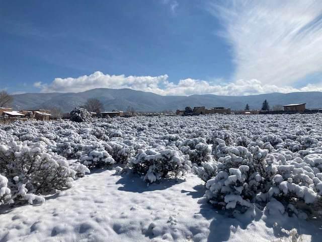 Lot F Merchant, Taos, NM 87571 (MLS #106420) :: Page Sullivan Group