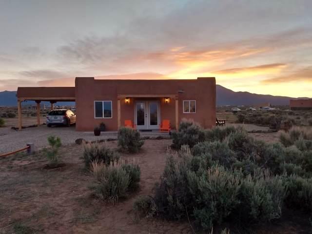 12 Sacred Vista, El Prado, NM 87529 (MLS #106426) :: Page Sullivan Group