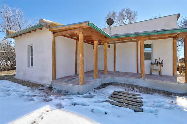 1 Juan Padilla Rd, Arroyo Seco, NM 87580 (MLS #106434) :: Angel Fire Real Estate & Land Co.