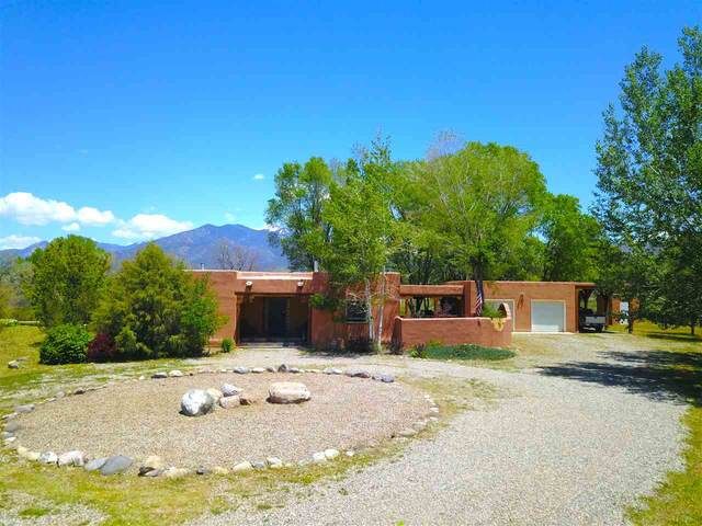 707 Ranchitos, Taos, NM 87571 (MLS #106435) :: Page Sullivan Group