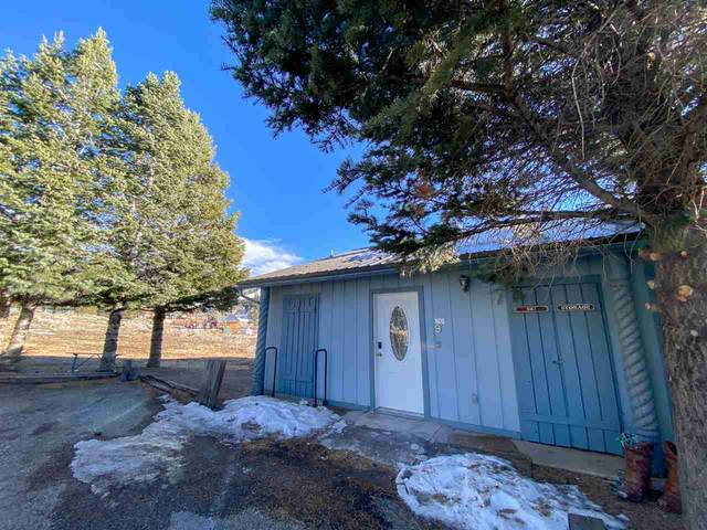 14 Mammoth Mountain Road Unit 9, Angel Fire, NM 87710 (MLS #106436) :: Page Sullivan Group