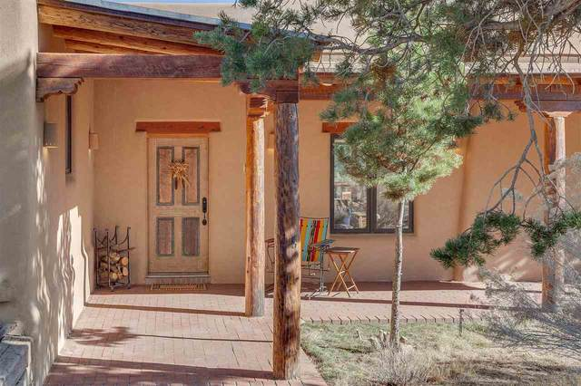 121 DUVAL ROAD Duval Road, Arroyo Hondo, NM 87513 (MLS #106451) :: Page Sullivan Group