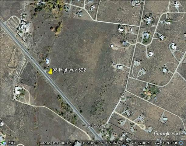 98 Hwy 522, Taos, NM 87571 (MLS #106461) :: Page Sullivan Group