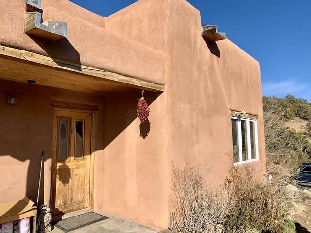 6 A Broadbent, Valdez, NM 87571 (MLS #106468) :: Angel Fire Real Estate & Land Co.