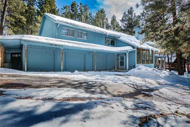 44 Pine Valley Dr, Angel Fire, NM 87710 (MLS #106478) :: Chisum Realty Group
